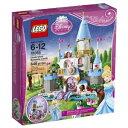 レゴ Lego ディズニープリンセス シンデレラの城 41055