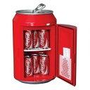 【ママ割】ポイント5倍(対象ショップ限定エントリー必要)コカ コーラ型ミニ温冷蔵庫 CC10G Coca-Cola Can-Shaped 8-Can-Capacity 輸入品