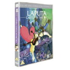 天空の城ラピュタ スタジオジブリ 英語版[DVD] [Import] (1986) 輸入盤
