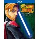 スター・ウォーズ:クローン・ウォーズ フィフス・シーズン コンプリート・ボックス (2枚組)(初回限定生産) [Blu-ray] (2013)