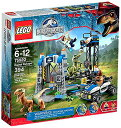 レゴ ジュラシック・ワールド LEGO Jurassic World RAPTOR ESCAPE Set #75920【02P03Dec16】