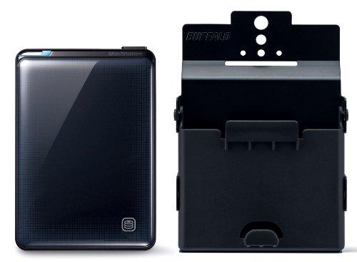 BUFFALO 地デジ3倍・BS4倍録画対応 テレビ用 ポータブルハードディスク 1.0TB HDX-PN1.0TU2/V