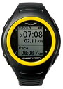 アサヒゴルフ ランニング用GPSウォッチ EAGLE VISION watch for RUN EV-R100 EV-R100 ブラック