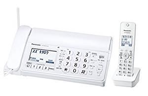 パナソニック デジタル コードレス ホワイト ラッピング