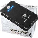 スパイダーズX 充電器型小型スパイカメラ (A-640B) ナイトブラック