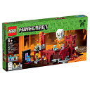 【最大500円オフクーポン発行中!】レゴ マインクラフト ネザー 21122 LEGO Minecraft 21122 the Nether Fortress Building Kit [並行輸入品]