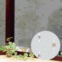 窓飾りシート(両面デザインタイプ) GCV-9271 ピンク 92cm丈×90cm巻