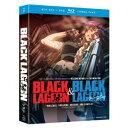 ブラックラグーン コンプリートセット Black Lagoon: Complete Set - Season 1 & 2/ [Blu-ray]【輸入盤】
