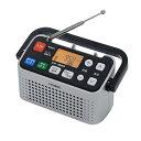 【4月10日限定 全商品ポイント3倍】ツインバード ラジオ AV-J127S