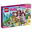 【300円引きクーポン配布中!1500円以上のお買い物で対象】レゴ (LEGO) ディズニープリンセス ベルの魔法のお城 41067