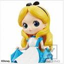 ディズニー ふしぎの国のアリス Q posket Disney Characters -Alice- フィギュア ノーマルカラー 単品【送料無料】