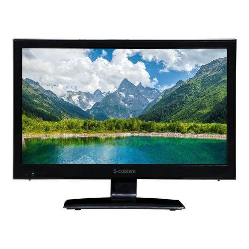 エスキュービズム 16V型 LED液晶テレビ(地デジハイビジョン) 外付けHDD録画対応 AT-16G01SR