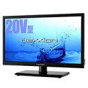 neXXion 20型フルハイビジョン液晶テレビ HDD録画対応