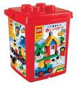 レゴ 基本セット 赤いバケツ (ブロックはずし付き) 7616の画像