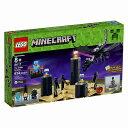 レゴ マインクラフト グッズ LEGO Minecraft 21117 The Ender Dragon