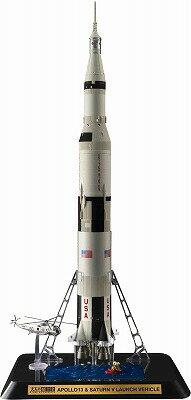 大人の超合金 アポロ13号&サターンV型ロケット:ディーショップワン ディズニー JAN:0782761649987 大人の超合金 北米版 輸入雑貨 アポロ13号&サターンV型ロケット