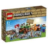 �ޥ���ե� ���å� LEGO Minecraft 21116 Crafting Box[�¹�͢����]