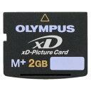【ポイント最大5倍!72時間限定エントリー不要 17日9:59まで】オリンパス xD Picture Card 2GB TypeM+ 【バルク品】
