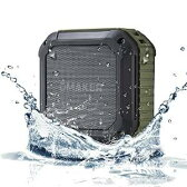 【200円オフクーポン配布中】8/28 23:59までOmakerM4 防水スピーカー Bluetooth4.0+EDR