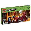 【最大500円オフクーポン発行中!】LEGO Minecraft The Nether Fortress 21122 レゴマインクラフトザネザー要塞 [並行輸入品]
