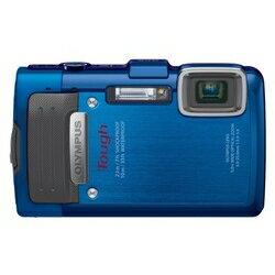 防水カメラ OLYMPUS(オリンパス) デジタルカメラ STYLUS TG-835 Tough ブルー 防水性能10m GPS機能 電子コンパス