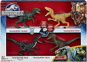 【最大500円オフ 新生活応援クーポン配布中!】ジュラシック・ワールド ヴェロキラプトル フォー・パック Jurassic World Velociraptor 4-Pack【並行輸入版】