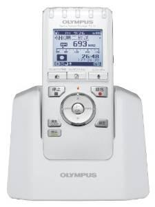 【超ポイントバック祭り】OLYMPUS ICレコーダー機能付ラジオ録音機 ラジオサーバーポケット(アンテナステーション付属) PJ-30【送料無料】