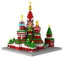 【最大500円オフ 新生活応援クーポン配布中!】Micro Blocks, Vasile Assumption Cathedral Model, St Basi...