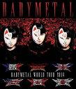 BABYMETAL BABYMETAL WORLD TOUR 2014 枚数限定 ステッカー・ジャケット仕様