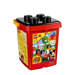 レゴ デュプロ ミッキー&フレンズのバケツ 10531