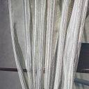 【送料無料】オーダーカーテン▼レース ソフトウェーブ縫製(下部3ッ巻仕様)フラット片開き▼【幅136~270×高さ261~280cm】川島織物セルコン FELTAシリーズ FT6132~6133 FELTA フェルタ