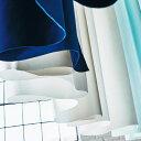 川島織物セルコン カーテン FELTA フェルタ▼スタンダード縫製(下部3ッ巻仕様)2倍ヒダ両開き▼【幅357〜416×高さ261〜280c...