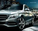 ☆Mercedes-Benz純正アクセサリーサイドバイザーフロント・リア左右セットCクラス(W205)セダン用 M2057201010MM