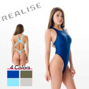 REALISE(リアライズ)【T-111】競泳水着 コスチューム ワンピーススイムスーツ Circular hole swimsuit / Thong-back(Wカレンダー加工) 【送料無料】