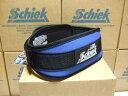 Schiek シーク リフティングベルト Model4004 ブルー 筋トレの必需品! ウエイトトレーニングに最適なトレーニングベルト パワー・フィッジーク・ボ...