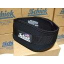 幅広の6インチタイプ Schiek シーク リフティングベルト Model4006 ブラック 筋トレの必需品! ウエイトトレーニングに最適なト..