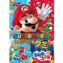 【ノーベル製菓】200円 スーパーマリオグミ90g(6袋入)