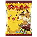 【フルタ製菓】150円 ポケモンクッキー52g〈チョコあじ〉(10袋入)