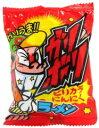 【駄菓子】20円 ガリボリラーメン ピリ辛にんにく(21個入)