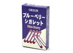 【駄菓子】30円 ブルーベリーシガレット(30個入)
