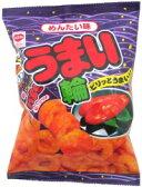 【駄菓子】120円 うまい輪 めんたい味 (12個入)