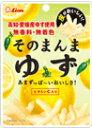 【ライオン菓子】150円 そのまんまゆず(6個入)