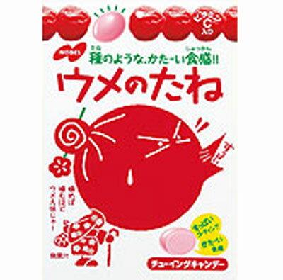 【ノーベル製菓】100円 ウメのたね(6個入)