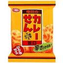【亀田製菓】50円 亀田のカレーせん ミニ(10袋入)