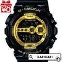 正規品 GD-100GB-1JF CASIO カシオ G-SHOCK ジーショック メンズ腕時計 送料無料 アスレジャー プレゼント ブランド