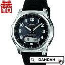 【クーポン利用で10%OFF】正規品 WVA-M630B-1AJF カシオ CASIO メンズ腕時計 送料無料 プレゼント ブランド