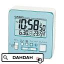【エントリーP19倍+クーポン10%OFF】正規品 DQD-805J-2JF CASIO カシオ CLOCK クロック 置き時計