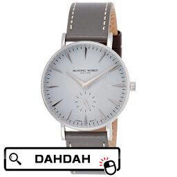 【クーポン利用で3000円OFF】正規品 HUNTING WORLD ハンティングワールド オースティア HW950SGY 送料無料 メンズ 腕時計
