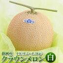 静岡県産 マスクメロン クラウンメロン 1.2kg×1玉  ...