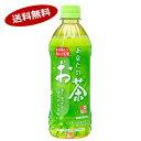 【送料無料2ケース】あなたのお茶 サンガリア 500ml ペット 48本入